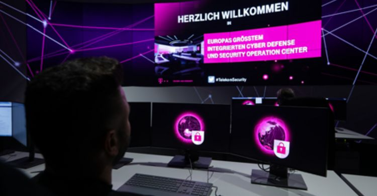Das Cyber Defense und Security Operation Center der Deutschen Telekom